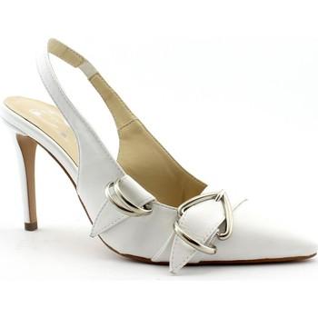 Zapatos Mujer Zapatos de tacón Divine Follie DIV-E19-SASHA-BI Bianco