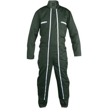 textil Monos / Petos Sols JUPITER PRO MULTI WORK Verde