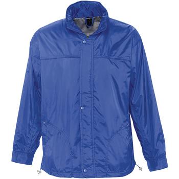 textil Cortaviento Sols MISTRAL HIDRO SWEATER Azul