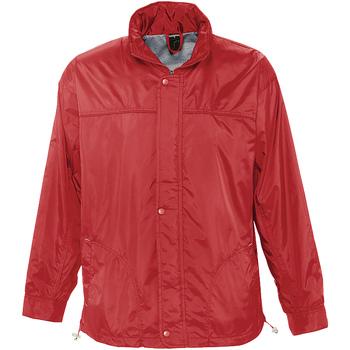 textil Cortaviento Sols MISTRAL Rojo