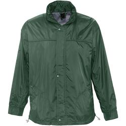 textil Cortaviento Sols MISTRAL HIDRO SWEATER Verde