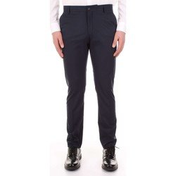 textil Hombre pantalones chinos Selected 16051395 azul