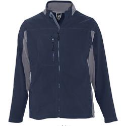 textil Hombre Polaire Sols NORDIC Azul