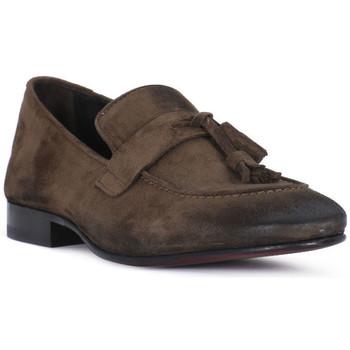 Zapatos Hombre Mocasín Pawelk's OLD CACAO Marrone