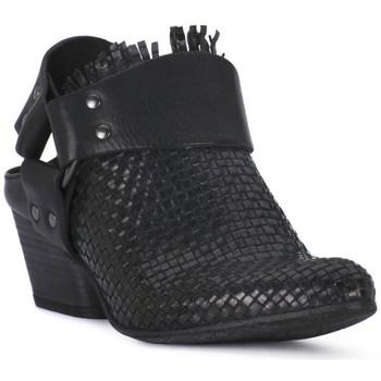 Zapatos Mujer Zuecos (Clogs) Juice Shoes INTRECCIATO NERO Nero