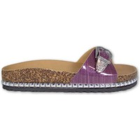 Zapatos Mujer Chanclas Top Way B759440 Purple morado morado