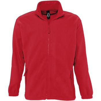 textil Hombre Polaire Sols NORTH MEN Rojo