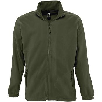 textil Hombre Polaire Sols NORTH MEN Verde