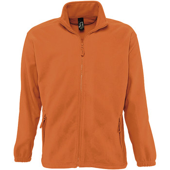 textil Hombre Polaire Sols NORTH POLAR MEN Naranja