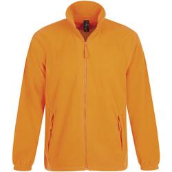 textil Hombre Polaire Sols NORTH POLAR MEN Naranja