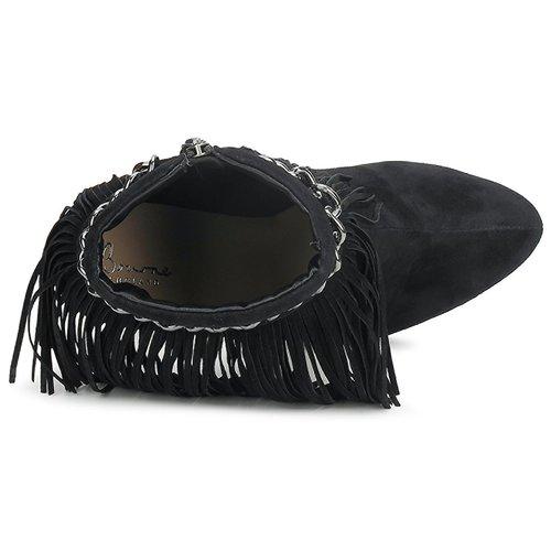 Sandy Zapatos Negro Mujer Botines Bourne tQhsrdC