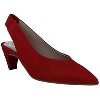 Zapatos Mujer Sandalias Pedro Miralles 13175 Zapatos de Vestir de Mujer rojo