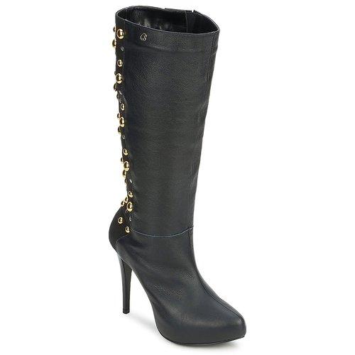 Zapatos promocionales Carmen Steffens 9112399001 Negro  Zapatos casuales salvajes