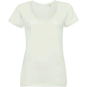 textil Mujer camisetas manga corta Sols METROPOLITAN Verde
