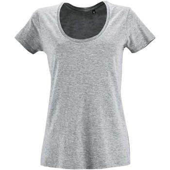 textil Mujer camisetas manga corta Sols METROPOLITAN Gris