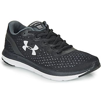 Zapatos Running / trail Under Armour CHARGED IMPULSE Negro / Blanco