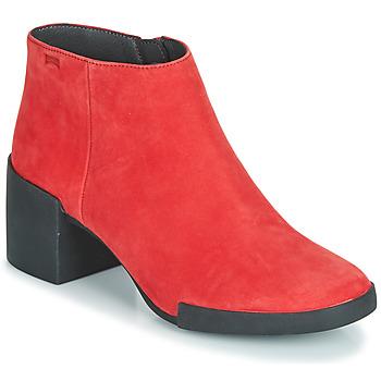 Zapatos Mujer Botines Camper LOTTA Rojo