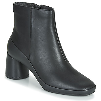 Zapatos Mujer Botines Camper UP RIGHT Negro