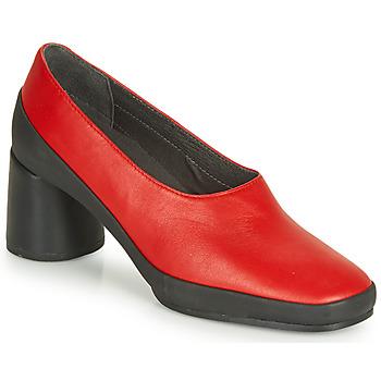 Zapatos Mujer Zapatos de tacón Camper UP RIGHT Rojo