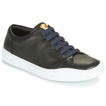 Zapatos Mujer Derbie Camper PEU TOURING Negro