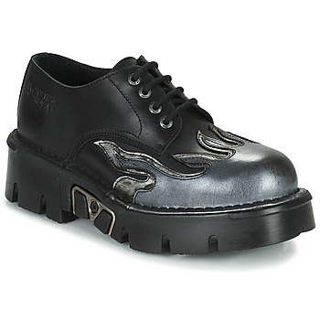 Zapatos Hombre Derbie New Rock M-1553-C3 Negro
