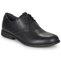 Zapatos Hombre Derbie Camper MIL3 Negro