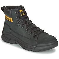 Zapatos Hombre Botas de caña baja Caterpillar Brawn Negro