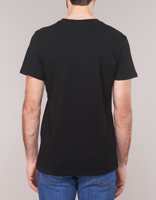 Hombre Evan Fila Men 0 Corta Negro Manga 2 Textil Tee Ss Camisetas SzUMpGqV