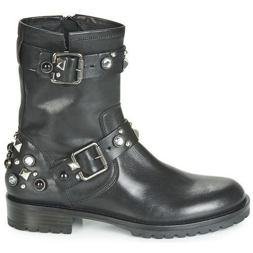 Tosca Blu GISELLE Negro - Envío gratis |  ! - Zapatos Botas de caña baja Mujer