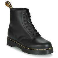 Zapatos Botas de caña baja Dr Martens 1460 BEX SMOOTH Negro