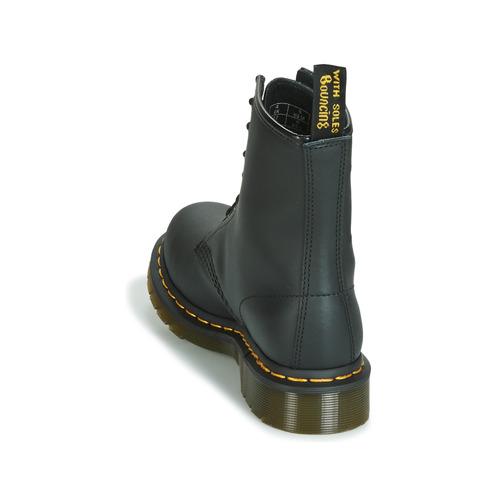 Mujer Dr Martens Zapatos Mono Softy De Botas 1460 Vonda Baja T Negro Caña 4jL5Rc3AqS