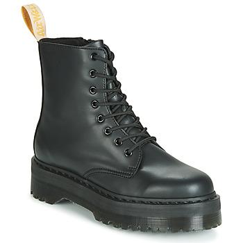 Zapatos Botas de caña baja Dr Martens VEGAN JADON II MONO Negro