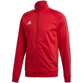 textil Hombre chaquetas de deporte adidas Originals CORE18 Rojo