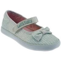 Zapatos Niños Bailarinas-manoletinas Lelli Kelly  Blanco