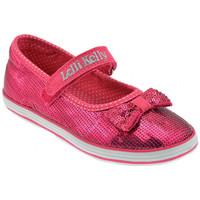 Zapatos Niña Bailarinas-manoletinas Lelli Kelly  Rosa