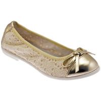 Zapatos Niña Bailarinas-manoletinas Lelli Kelly  Beige