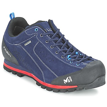Zapatos Hombre Senderismo Millet FRICTION GTX Azul / Rojo