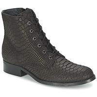 Zapatos Mujer Botas de caña baja Shoe Biz MOLETTA Negro