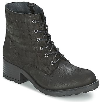 Zapatos Mujer Botas de caña baja Shoe Biz RAMITKA Negro