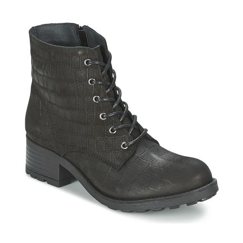 Venta de liquidación de temporada Zapatos especiales Shoe Biz RAMITKA Negro