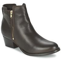 Zapatos Mujer Botas de caña baja Shoe Biz ROVELLA Marrón