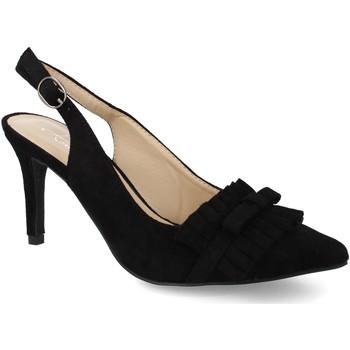 Zapatos Mujer Zapatos de tacón Kisskiss M1676 Negro
