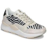 Zapatos Mujer Zapatillas bajas MTNG 69867-C47433 Negro / Blanco