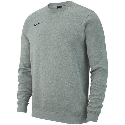 textil Hombre sudaderas Nike CLUB19 Gris