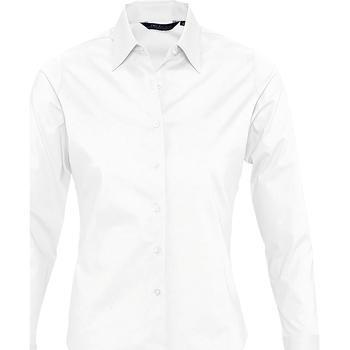 textil Mujer camisas Sols EDEN Blanco