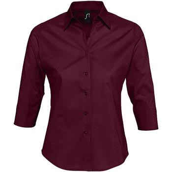 textil Mujer camisas Sols EFFECT violeta