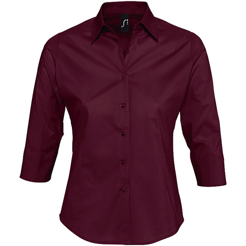 Sols EFFECT violeta - Envío gratis | ! - textil camisas Mujer