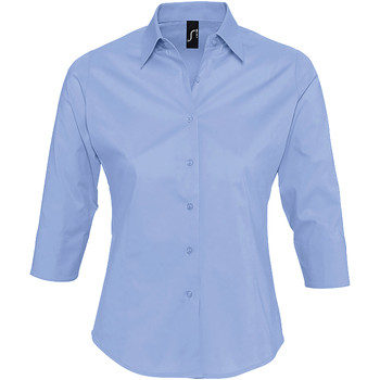 textil Mujer camisas Sols EFFECT Azul