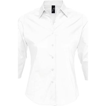 textil Mujer camisas Sols EFFECT Blanco