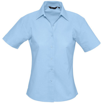 textil Mujer camisas Sols ELITE Azul